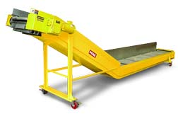 Pivot Belt Conveyor